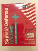 Pruvit Signal Defense Cocktail/sealed Box 30 Packets/supports Immunity