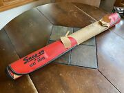 Snap-on Seat Cover Fender Cover Apron Rubber Backed Ck15a Vintage Snap On