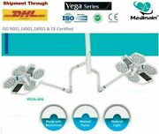Examination Surgical Ot Light Operation Theater Led Light Model Veego 6+6 Double