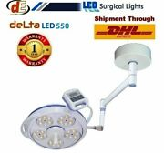 Operating Lamp Examination And Surgical Ot Light Operation Theater Light Led 550 Q