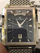 Jean Marcel Swiss Made Quadrum Limited Edition Watch 61/300 Model 360.232.42