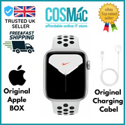 Apple Watch Series 5 Nike+ Gps Only 40mm Space Gray Aluminum Anthracite