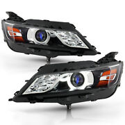 For 15-20 Chevy Impala Xenon Hid Model Factory Replacement Headlight Left+right