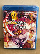 The Golden Voyage Of Sinbad Blu-ray New Oop Twilight Time Sold Out Rare