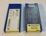 Axmt 123508peere Acm200 Sumitomo 10 Inserts Factory Pack