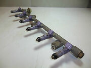 99-05 Lexus Is200 Fuel 6x Injector And Rail Very Low Miles Fast Free Post Uk
