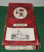 Campbell Scale Models Ho Scale Community Church 359-895 Item Ccho205