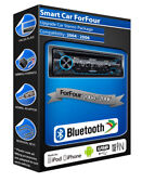 Smart Car Forfour Cd Player Sony Mex-n4200bt Car Stereo Bluetooth Handsfree