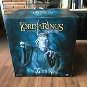 Sideshow The Witch King Legendary Scale Bust The Lord Of The Rings