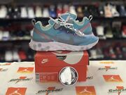 Nike React Element 87 Royal Tint Size 9.5 Vintage Vtg Authentic Rare Used Vnds