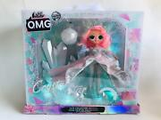 Lol Surprise Doll Winter Disco Omg Queen Crystal Star Lights Up Battery Playset