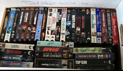 Vhs Lot Mega Sale/ Pick Your Own 0.99 For Each Up To 80 Off 4 Or More