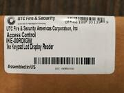 Genuine Ge Security Ike-00rdigw Lcd Display Keypad Controller Unit New Sealed