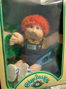 Cabbage Patch Red-hair Doll Xavier Roberts Original- Birth Certificate Included