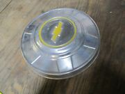 Vintage Early 1970s Chevrolet Chevy Truck Blazer Dog Dish Hubcap 3/4 Ton 12 Inch