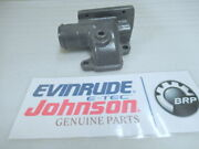 N41b Evinrude Johnson Omc 985959 Thermostat Housing Oem New Factory Boat Parts