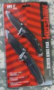 New Kershaw 1300kitx Starter Series Pack Assisted Opening Folding Pocket Knivs