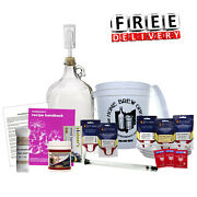Home Brewing Fruit Wine Making Equipment Tool Supplies 1 Gallon Auto Siphon