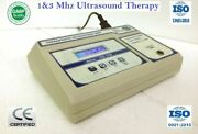New Home Use Ultrasound Therapy 1 And 3 Mhz Physical Therapy 103 Two Head Machine