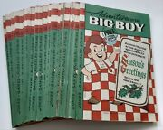 Adventures Of Big Boy 224 Fn Or Better Lot Of 39 Christmas Issue 1975