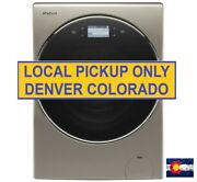 Open Box Whirlpool 2.8 Cf Cashmere 240v Ventless Smart All-in-one Washer/dryer