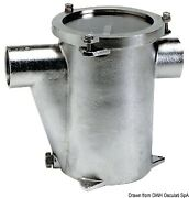 Osculati Water Cooling Engine Filter Aisi 316 Rina 3/4