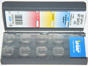 Sekt 43afr-hm Ic30n Iscar 10 Inserts Factory Pack