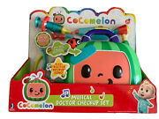 Cocomelon Musical Checkup Case Youtube 4pc With Sings Doctor Checkup Ship Now