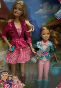 Barbie And Her Sisters In A Pony Tale - Barbie And Stacie Dolls Y7556 Mattel