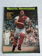 Sports Illustrated - July 13, 1970 - Johnny Bench/cincinnati Reds/rose/gliders