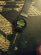 Vintage Nelsonic Simpsons Digital Watch For Parts Or Repair