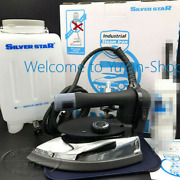 New Silver Star Es-300 Gravity-feed Steam Iron,220v T28s Ys
