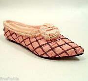 Just The Right Shoe By Raine New In Box 1999 Truffles Signed 25086 Coa