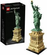 Lego Architecture 21042 Statue Of Liberty Brand New And Factory Sealed