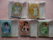 Sailor Moon Crystal  can tin square  Badge     5types  Made In Japan
