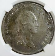 Saxony 1813 Sgh Germany State Taler Thaler Big Silver Coin Ngc Au 58