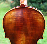 Listen Video Old Late19th Century Antique Germany Violin, Full And Deep Sound