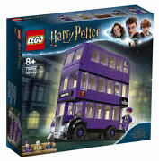 Brand New Sealed Lego Harry Potter The Knight Bus Set 75957