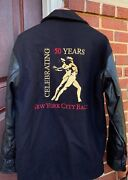 Vintage New York City Ballet 50th Anniversary Excelled Jacket Union Made In Usa.