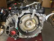 Automatic Transmission Out Of A 2013 Ford Fusion 1.6l With 72,737 Miles