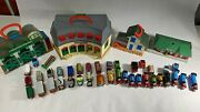 Thomas The Train Engine And Friends Diecast Metal Magnet Gullane 2002-2006 Models