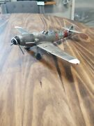 21st Century The Ultimate Soldier 1/32 Scale Wwii Plane Damaged 2