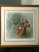 The Old Warriors 1639/1950 Bill Shoemaker Aboard John Henry By Fred Stone