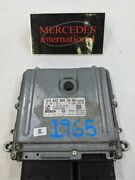 2011 Mercedes-benz E350 - Engine Control Module Order By Part Only 6429007000