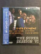 Fats Domino The Super Session Vi Japanese Laser Disc Jerry Lee Lewis Ray Charles