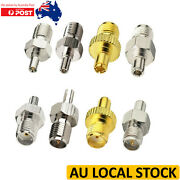 4x Variants Sma Rpsma Female Ts9 Crc9 Adapter Wifi 4g Modem Antenna Connector