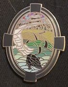 Phish-myfe Possum Stained Glass Window Pin Sold Out Limited Edition