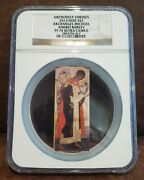 2012 Ngc Pf 70 Ultra Cameo Niue 119g Silver 2 Archanfel Michael Andrei Ruble