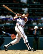 Mike Hargrove 1979- 85 Indians 1991-99 Indians Mgr Color 8x10 B