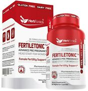 Fertility Supplements For Women To Help Pregnancy And Better Conception + Prena...